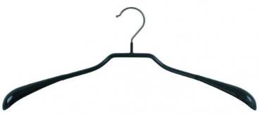 25 x Metall-Kleiderb/ügel 40 cm rutschhemmend beschichtet
