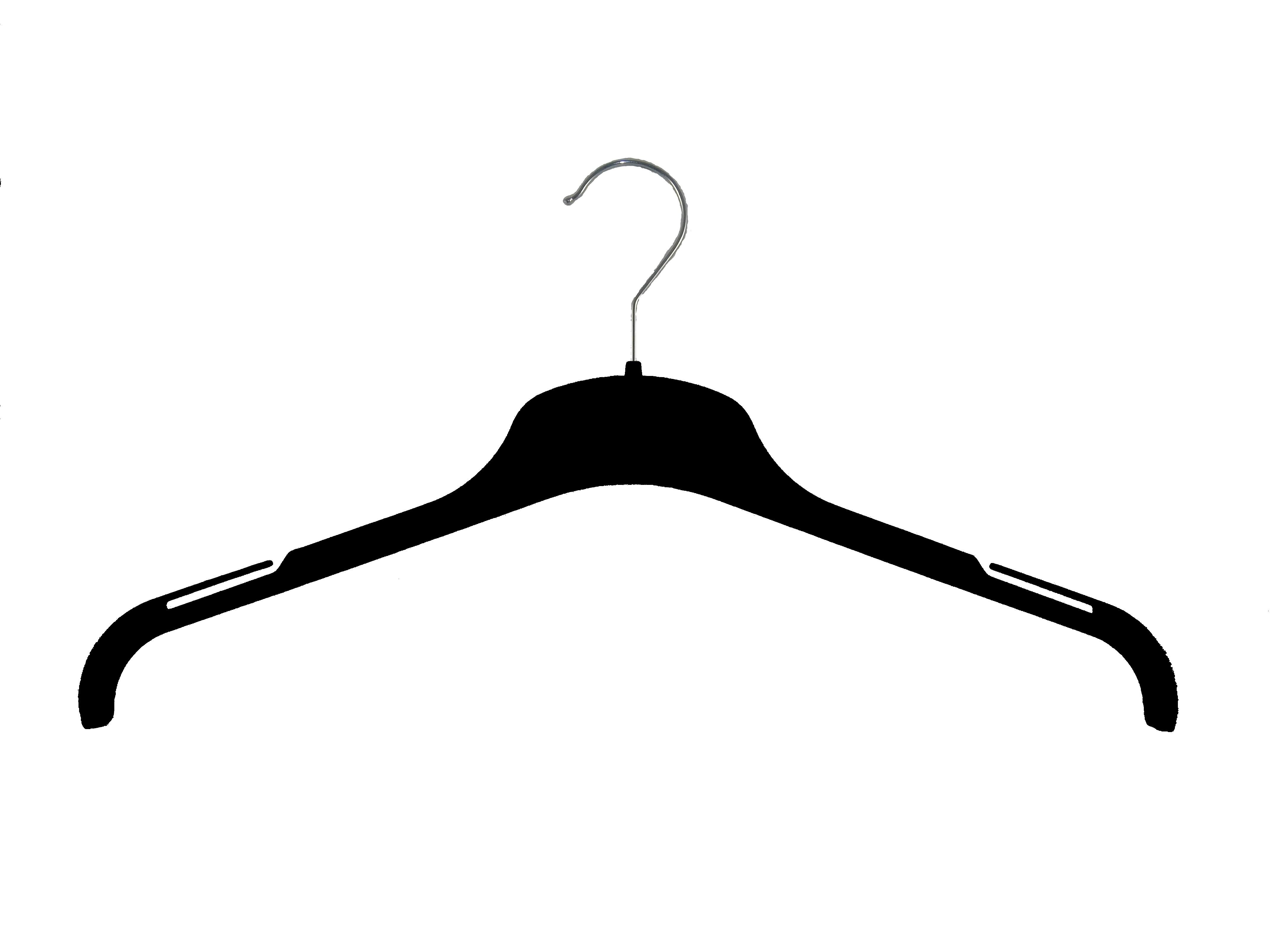 kleiderb gel shop hemden und blusenb gel tu43 aus kunststoff schwarz 43 cm. Black Bedroom Furniture Sets. Home Design Ideas